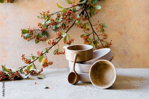 Collection of Handcrafted Homewares - 377188233