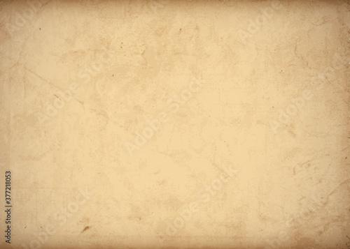 Fototapeta Old paper texture background