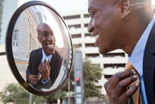 African American Businessman A...