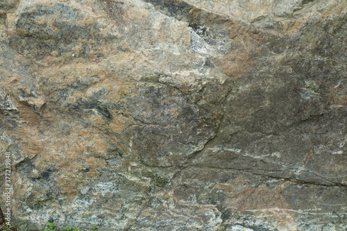 Fényképezés グラフィック用の大きな岩の接写写真