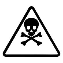 Skull And Crossbones .  Skull Danger