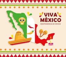 Viva Mexico, Happy Independenc...