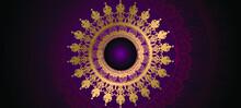 Indian Beautiful Mandala Background