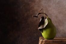 Still Life Ripe Organic Fruit ...