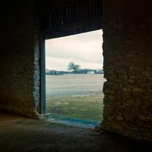 Rustic Farm View