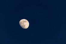 Waxing Winter Moon