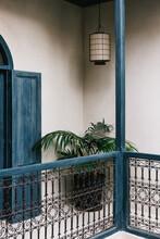 Colonial Interior Design Detail