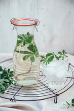 Drink: Homemade Woodruff Syrup