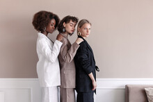 A Small Group Of Fashion Multi...