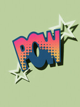 Pow Sound Effect