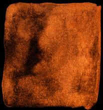 Metallic Orange Color Texture ...