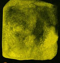 Metallic Yellow Color Texture ...
