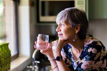 Portrait Of A Healthy Senior W...