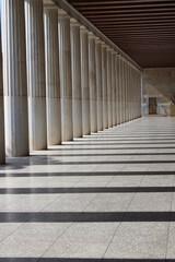 Estoa de Atalo Museo Ateniense Interior
