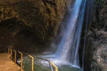 Tanur Waterfall And Ayoun Stre...
