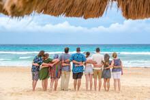 Vacaciones En Cancún En Familia