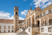Coimbra Old University View