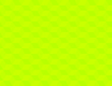 Green Background With Convex S...