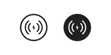 Wireless Charger Icon Concept....