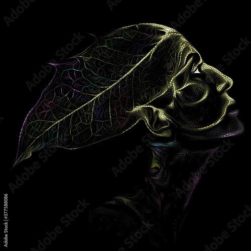 Fototapeta In Her Dream obraz