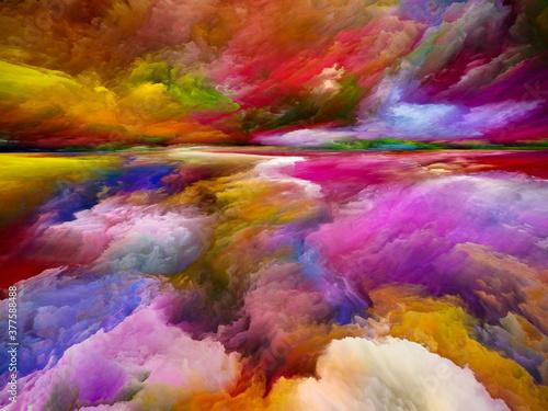Fototapeta Illusions of Dreamland obraz na płótnie