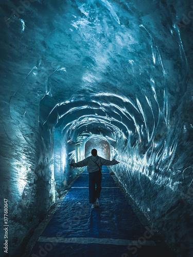 Fotografie, Obraz mer de glace