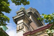 Small Beguinage Onze-Lieve-Vrouw Ter Hoye (Petit Béguinage Notre-Dame De Hoye), Church, Gent, Belgium, Unesco World Heritage Site