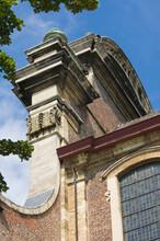 Small Beguinage Onze-Lieve-Vrouw Ter Hoye (Petit Béguinage Notre-Dame De Hoye), Church, Ghent, Belgium, Unesco World Heritage Site