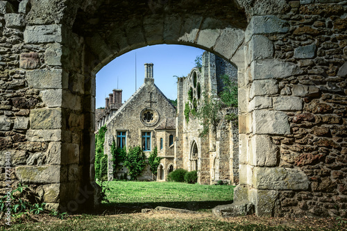 Photo L'abbaye