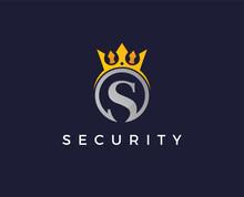Minimal Letter S Logo Template...
