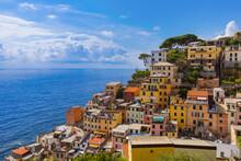 Riomaggiore In Cinque Terre - ...