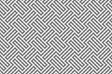 Vector Seamless Geometric Text...