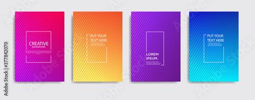 Fotografia Minimal covers design