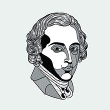 Frederic Francois Chopin.