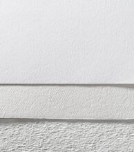 Papel Blanco Grano Fino, Medio Y Grueso