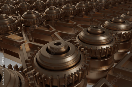 3d Abstract Design