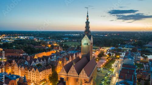 Photo Elbląg Katedra