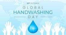 Global Handwashing Day Backgro...