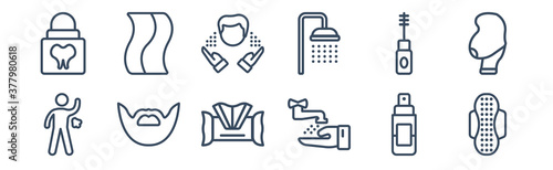 Photo 12 pack of icons