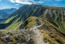 Salatin Peak, Western Tatras, ...