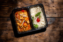 Ready-made Dietary Takeaway Fo...