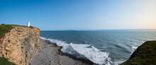 Panoramic Nash Point Lighthous...