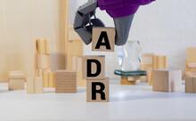 Letter Block In Word ADR Abbre...