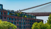Brooklyn Historical Society DUMBO New York City Nd Brooklyn Bridge.