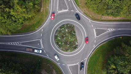 Kreisverkehr - es geht rund