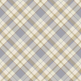 Tartan scotland seamless plaid pattern vector. Retro background fabric. Vintage check color square geometric texture. - 378058223