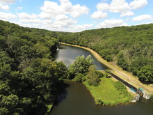 France - Bourgogne - Canal Du ...