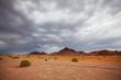 canvas print picture Stone desert