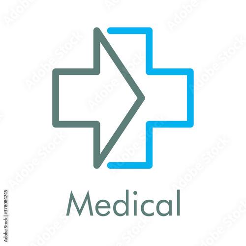 Concepto asistencia sanitaria Fototapeta