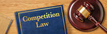 A Gavel With A Law Book - Comp...